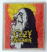 Ozzy Osbourne - 'Bark at the Moon' Lapel Badge